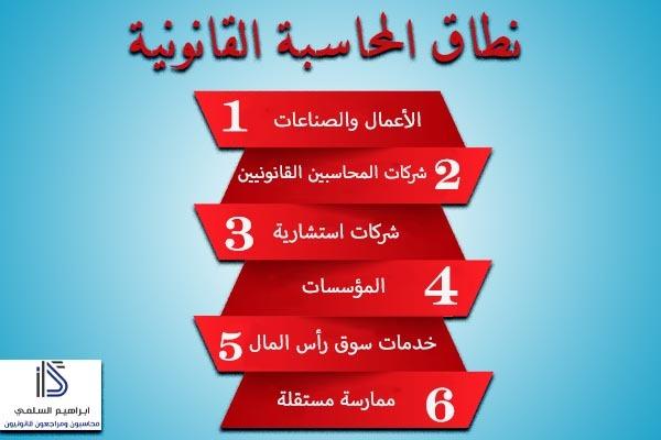 مهام المحاسب القانوني في السعودية